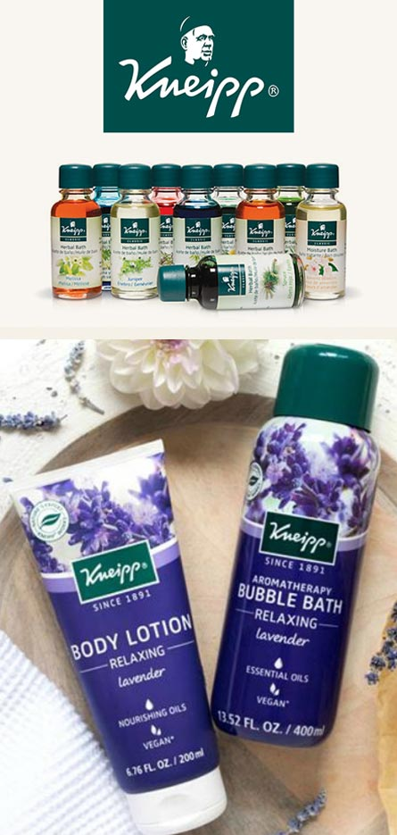 Kneipp products