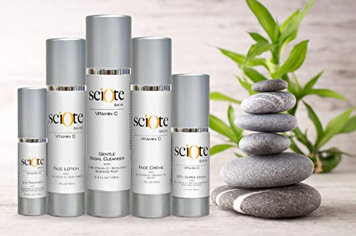 Sciote skincare products